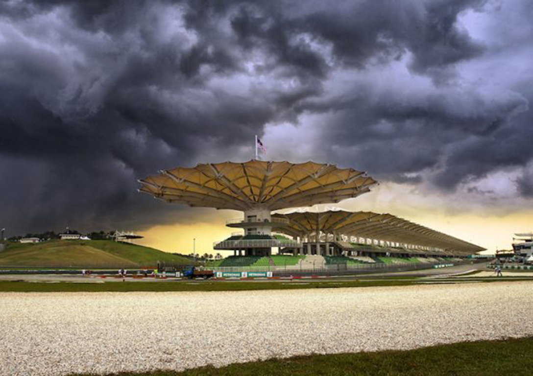 Everything delivered on time, in full and accurately for the 8 Hours of Sepang